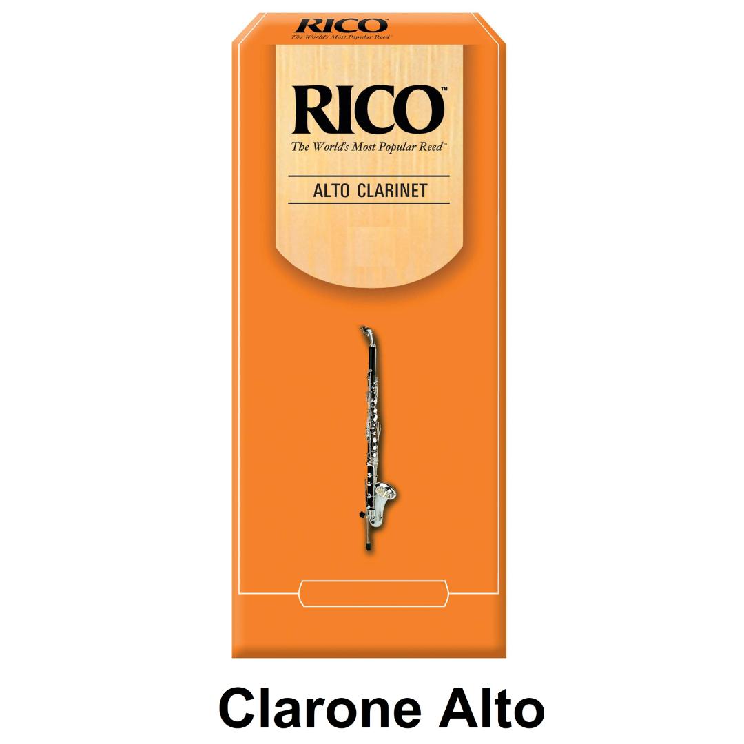 Palheta Rico para Clarone Alto
