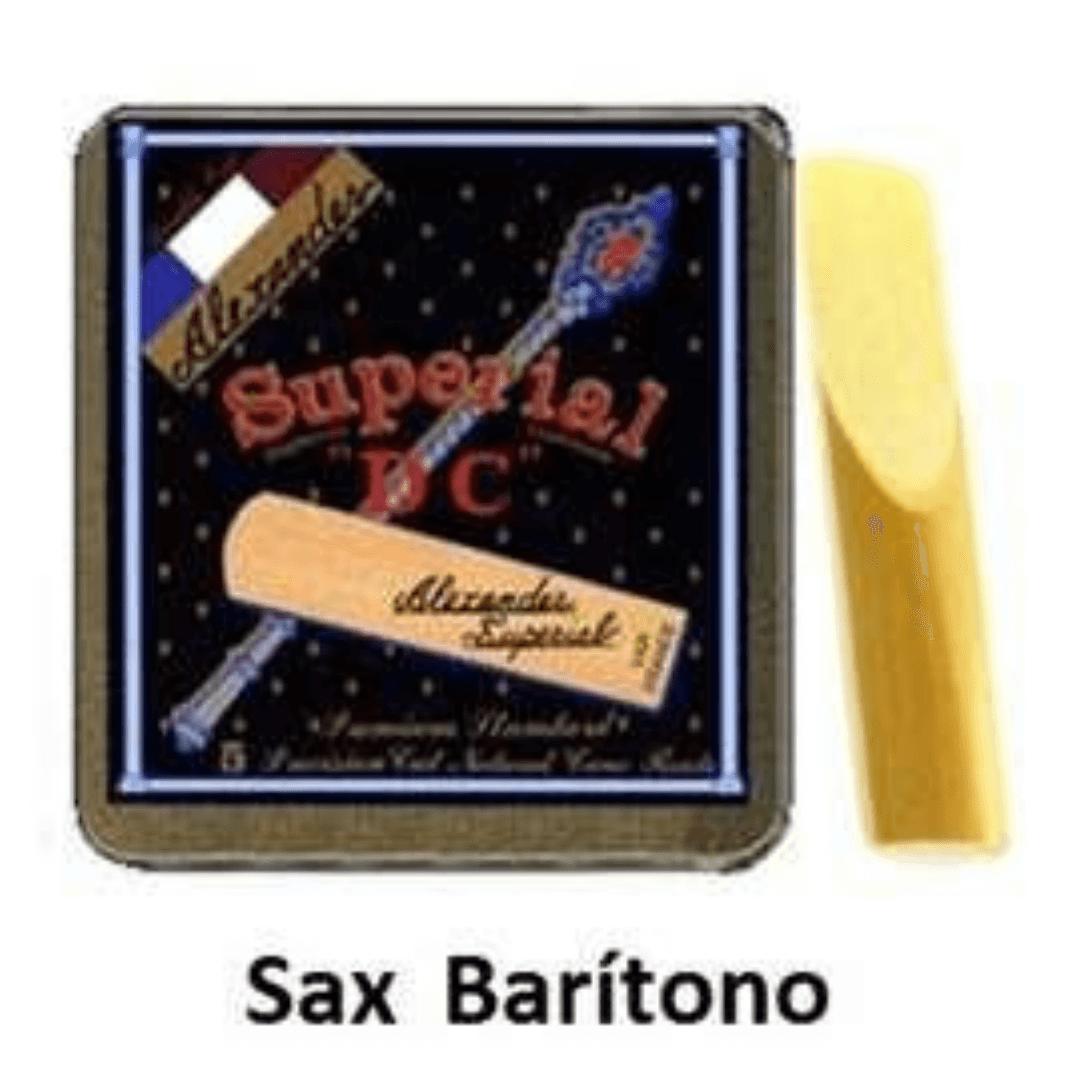 Palheta Superial DC para Sax Barítono