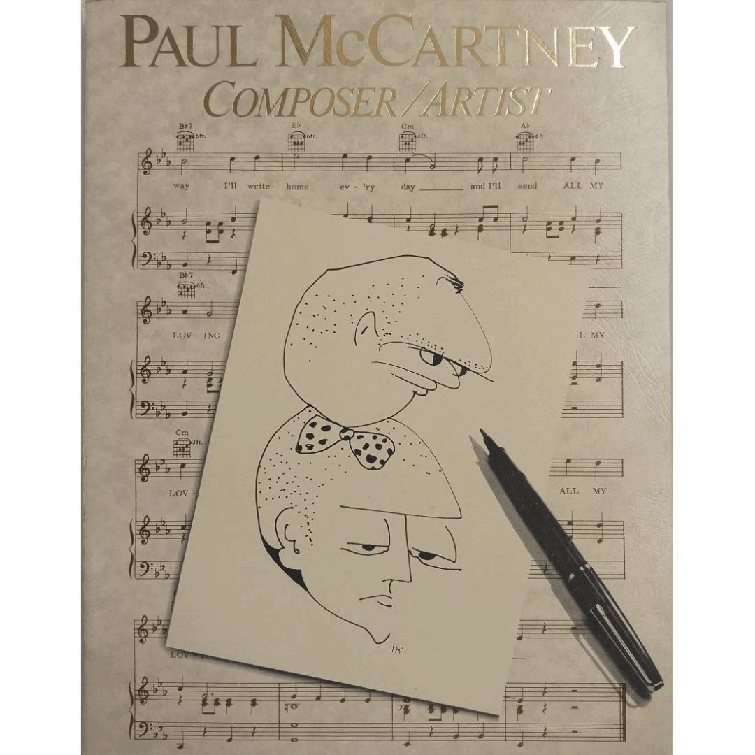 Paul McCartney Composer/Artist - MPL1083