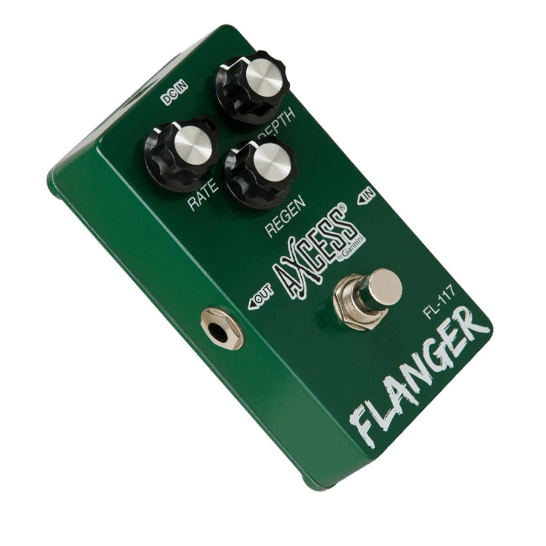 Pedal Axcess by Giannini FL-117 Flanger