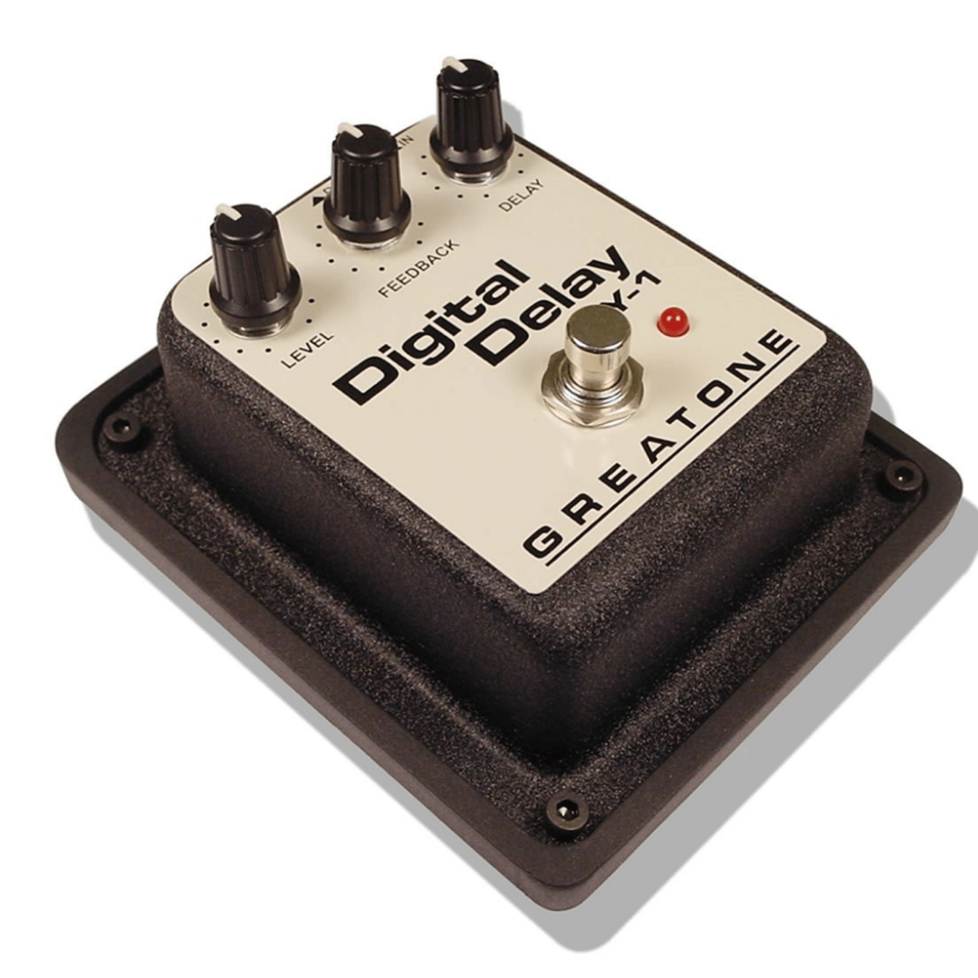 Pedal Onerr Digital Greatone Dy1 Delay