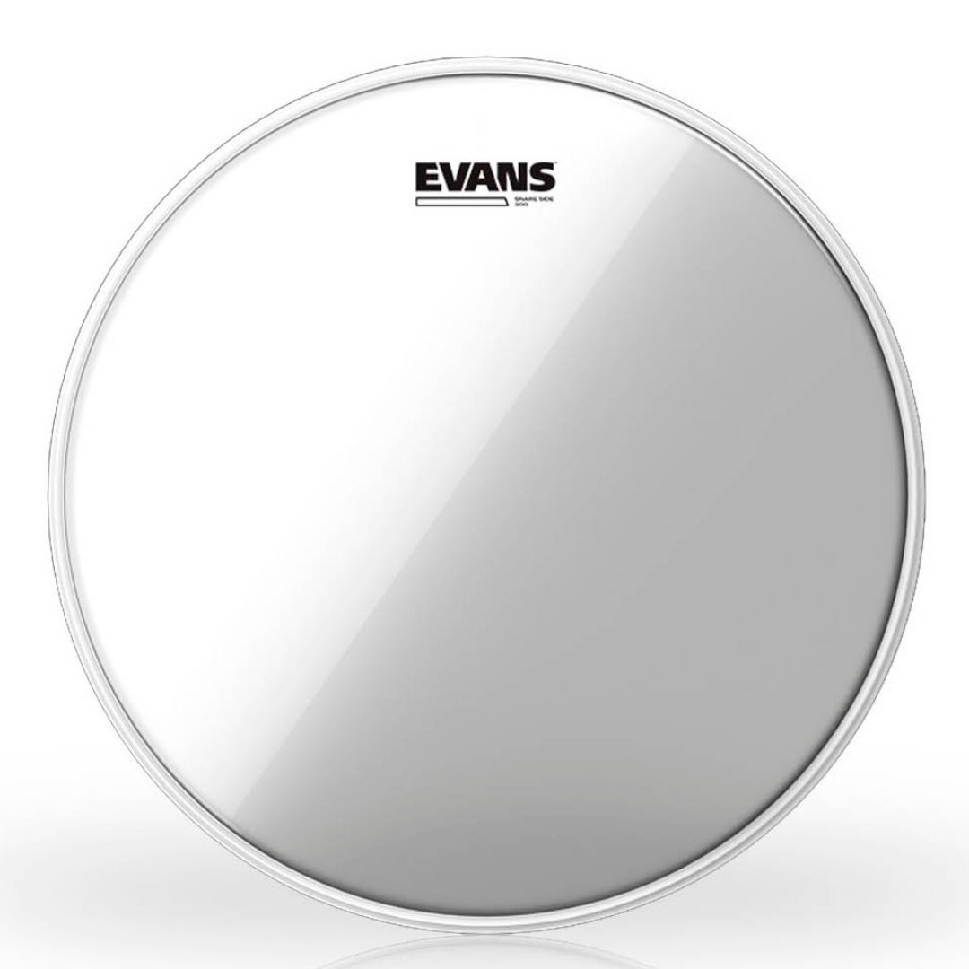 """Pele de Resposta 14"""" para Caixa Evans Hazy 300 Transparente - S14H30"""