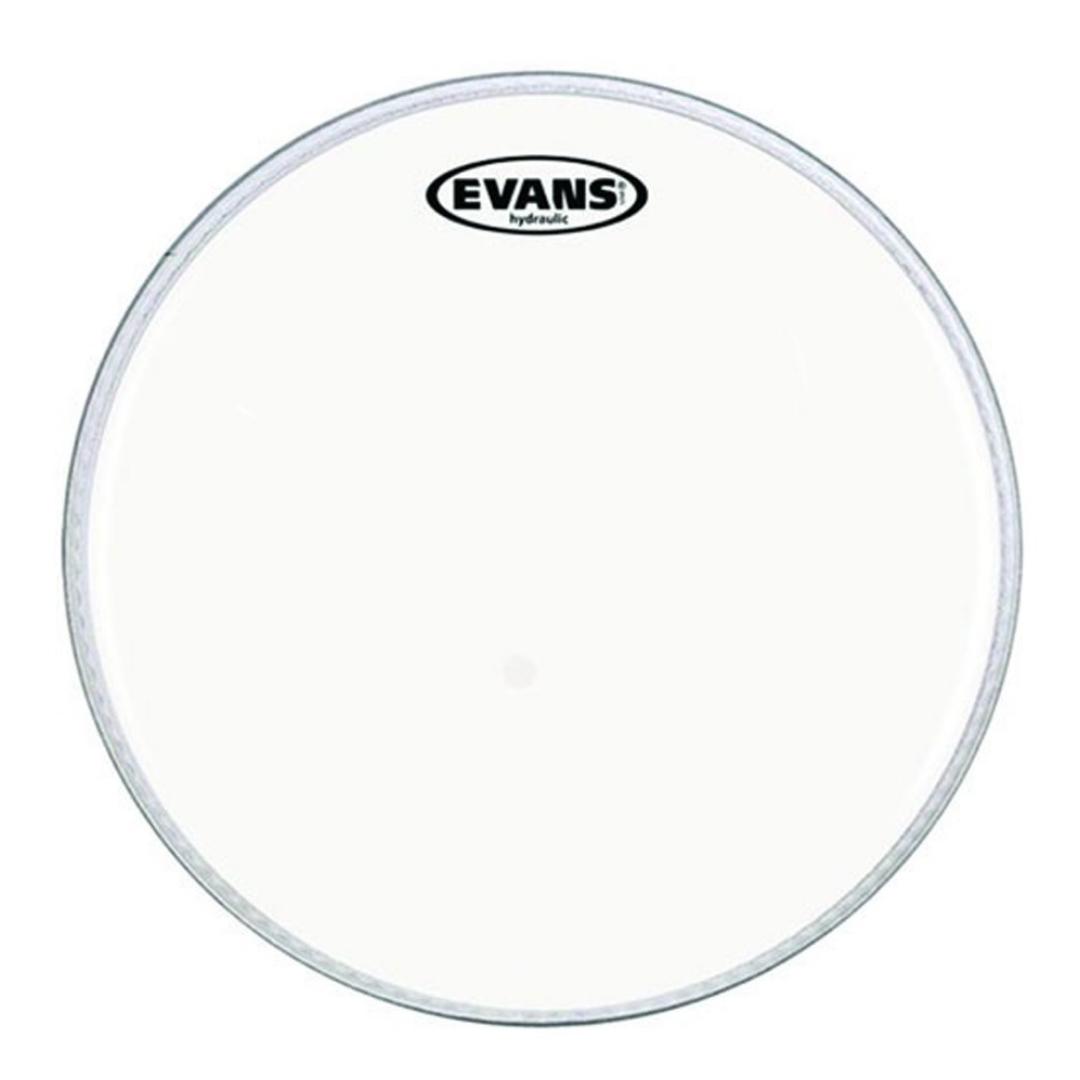 "Pele Hidráulica Surdo 18"" Evans Hydraulic Glass Transparente TT18HG"