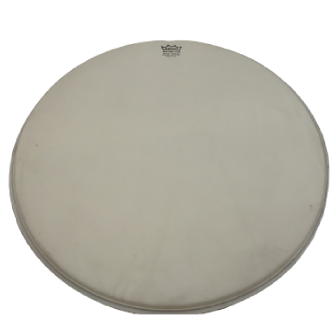 "Pele Remo Weather King Bass Drum 20"" , 22"" , 24"" Porosa"