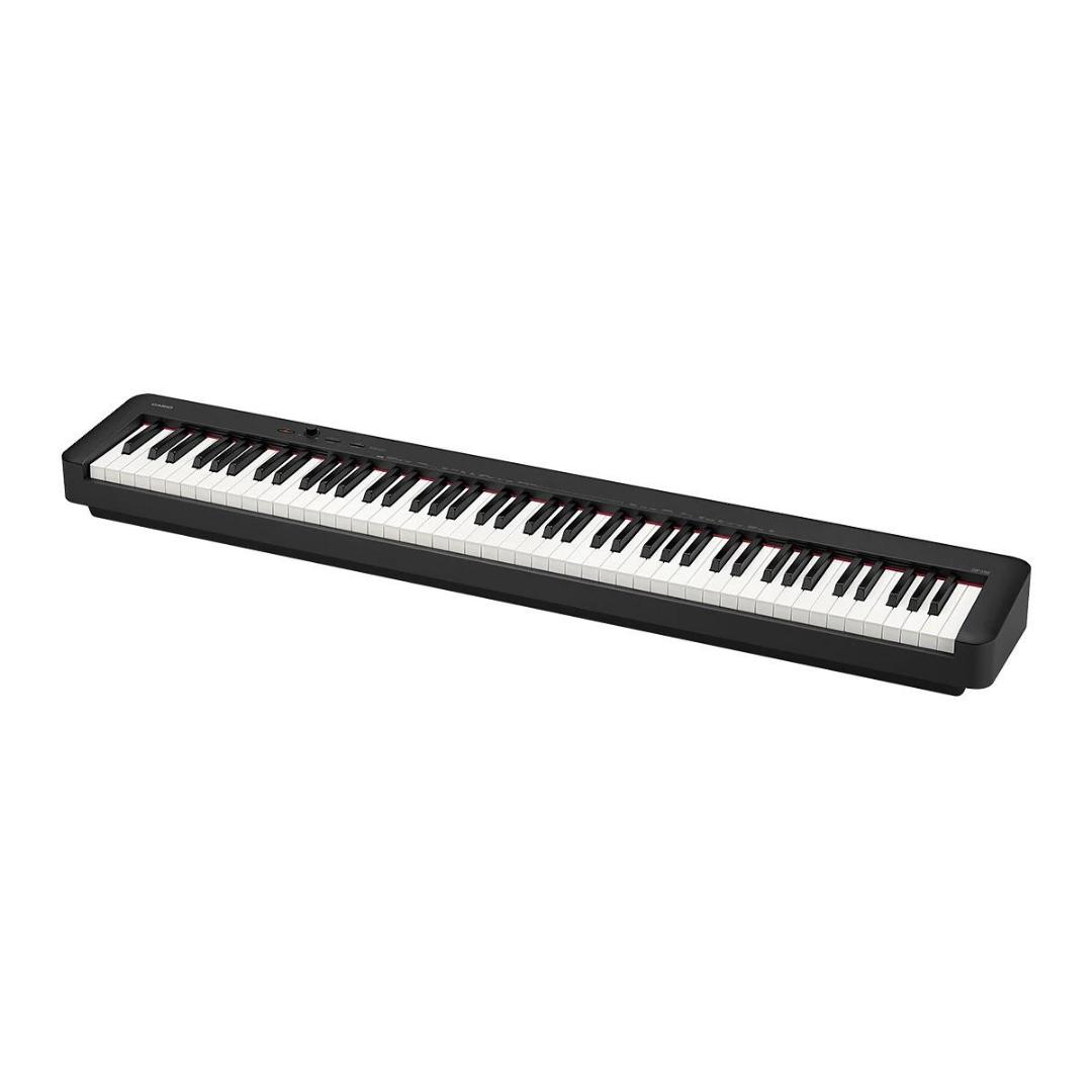 Piano Digital Casio CDP-S150 BK 88 Teclas