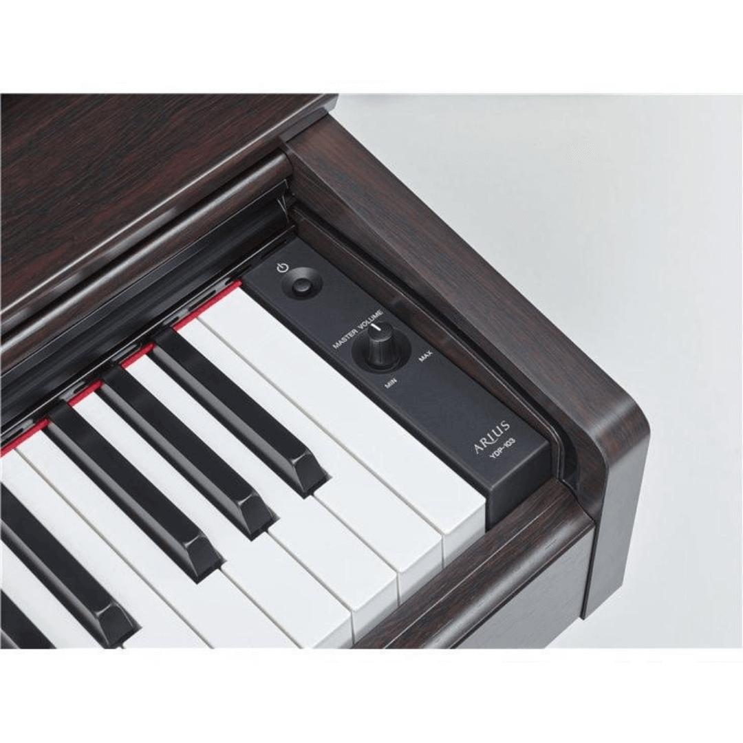 Piano Digital Yamaha Arius YDP103R
