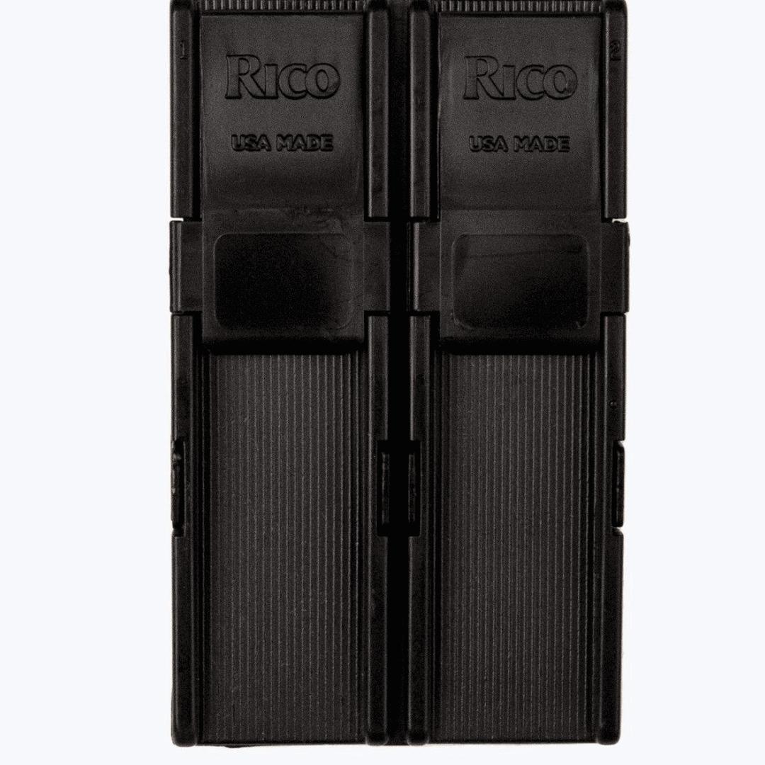 Porta Palhetas Rico Reed Gard IV Clarinet Bb / Sax Alto RGRD4ASCL