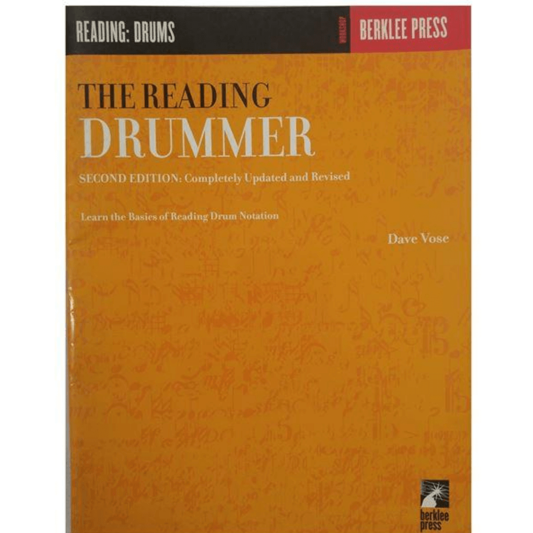 Reading Drums: The Reading Drummer by Dave Vose - HL50449458