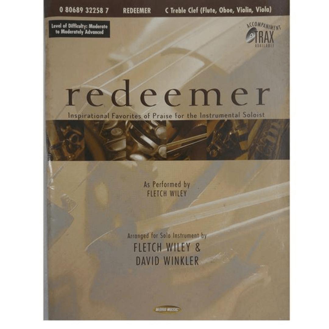 Redeemer Inspirational Favorites of Praise for the Instrumental Soloist flauta, oboé, violino, viola 3977B