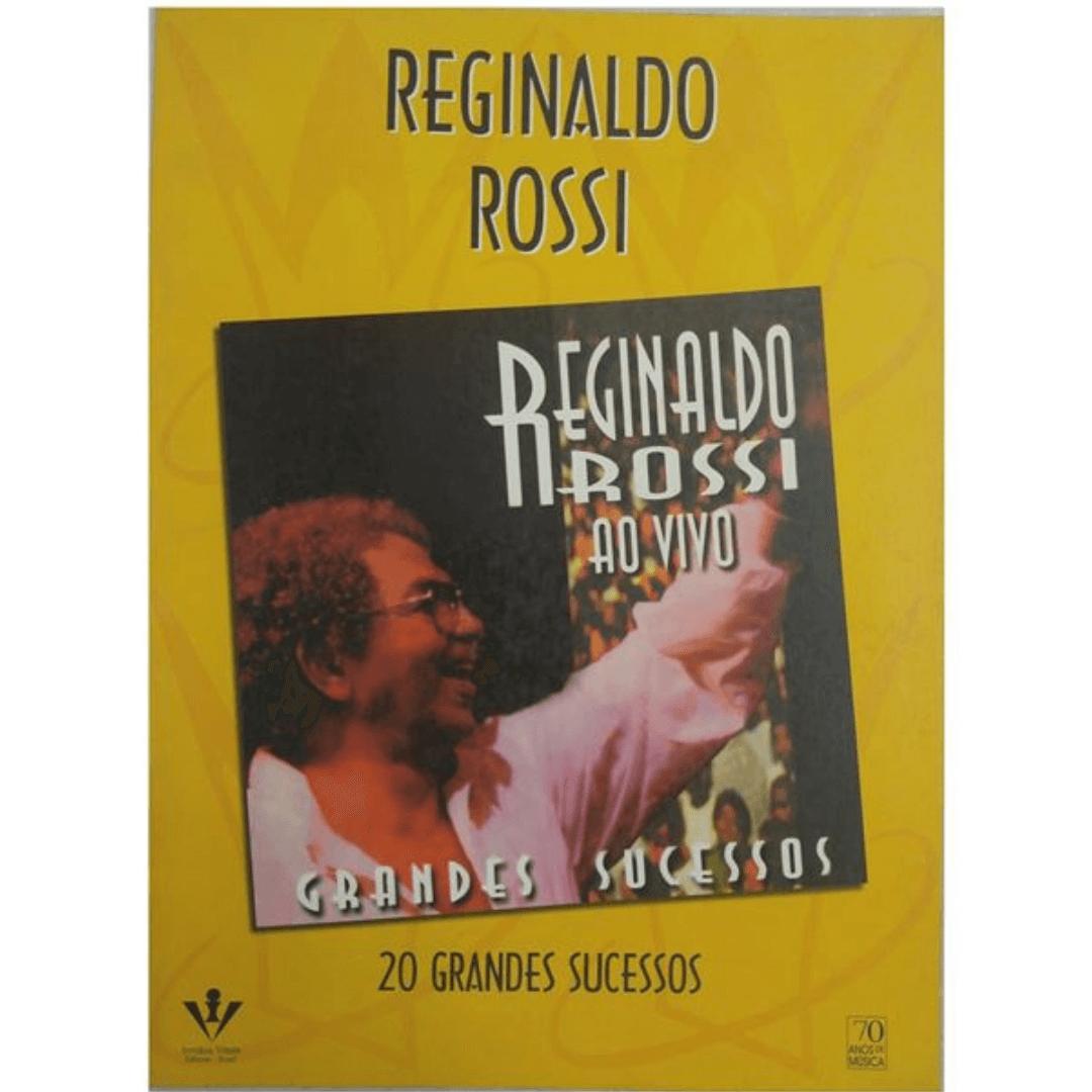 Reginaldo Rossi ao Vivo 20 Grandes Sucessos - 275A