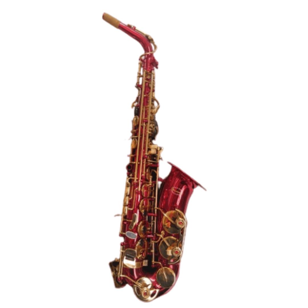 Sax Alto Conductor R Vermelho
