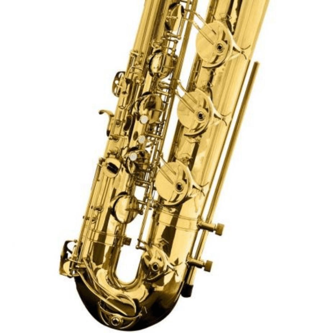 Sax Barítono Eb (Mi bemol) Ascent ASBS110 Laqueado