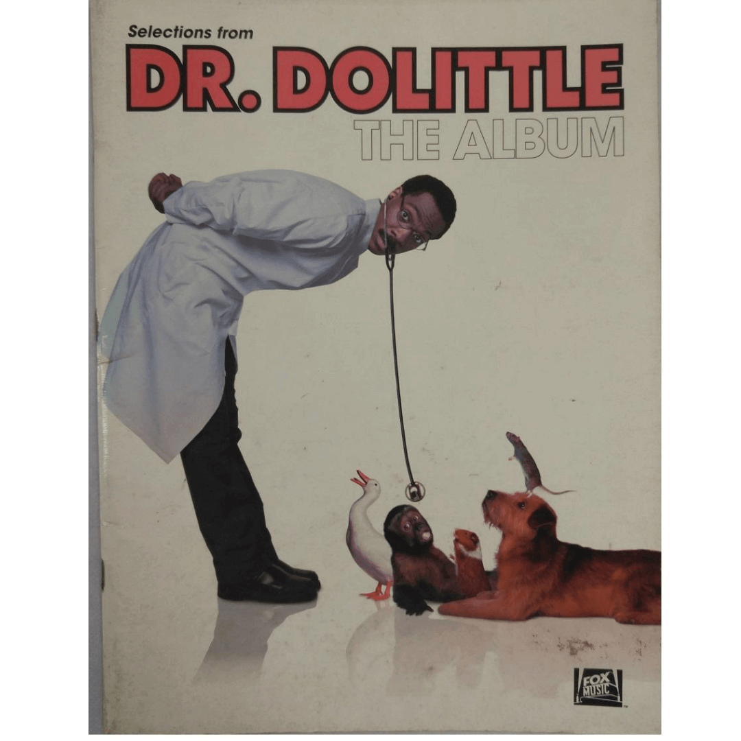 Selections From Dr. Dolittle The Album Piano / Vocal / Chords PF9824