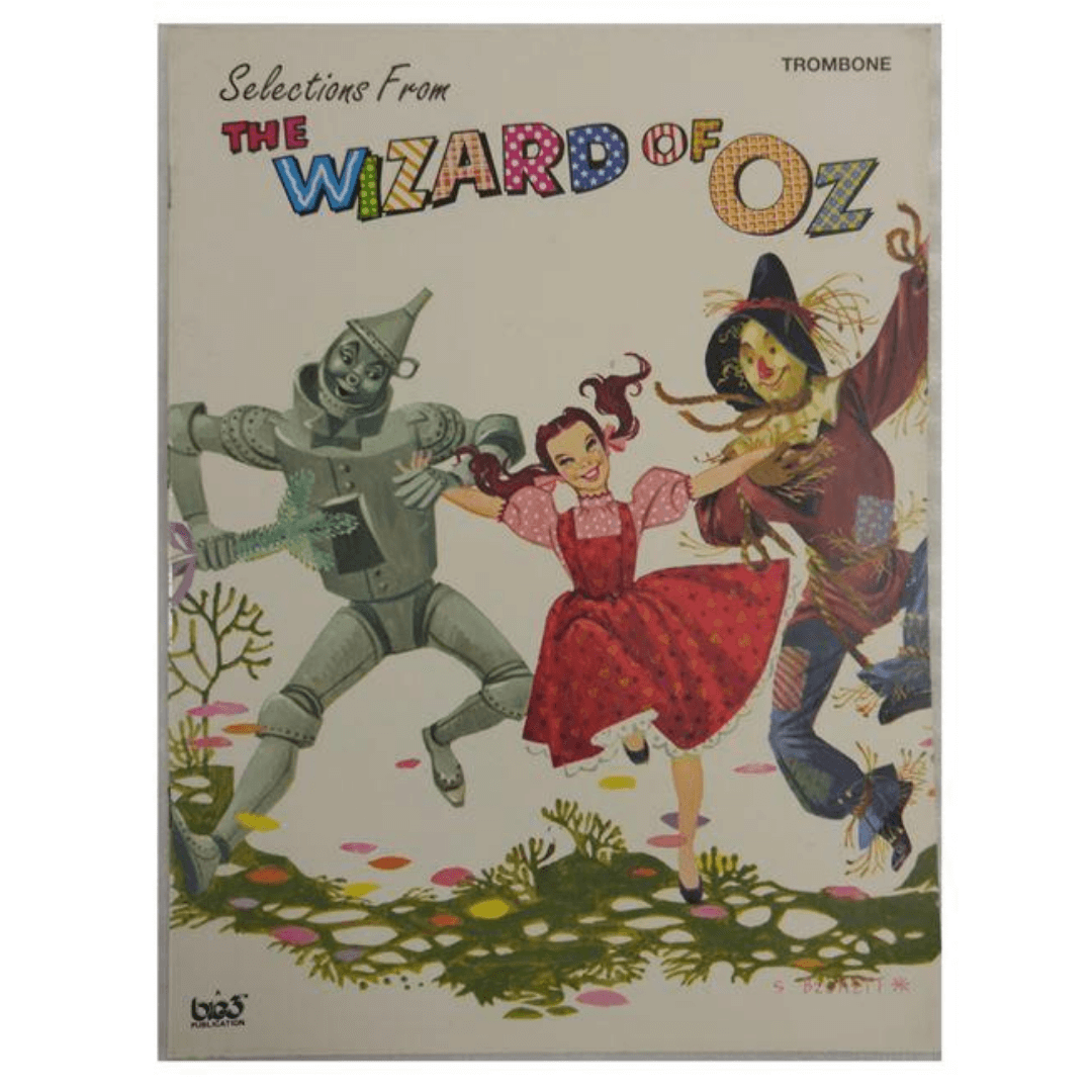 Selections From The Wizard of OZ ( Seleções do Mágico de Oz ) para Trombone