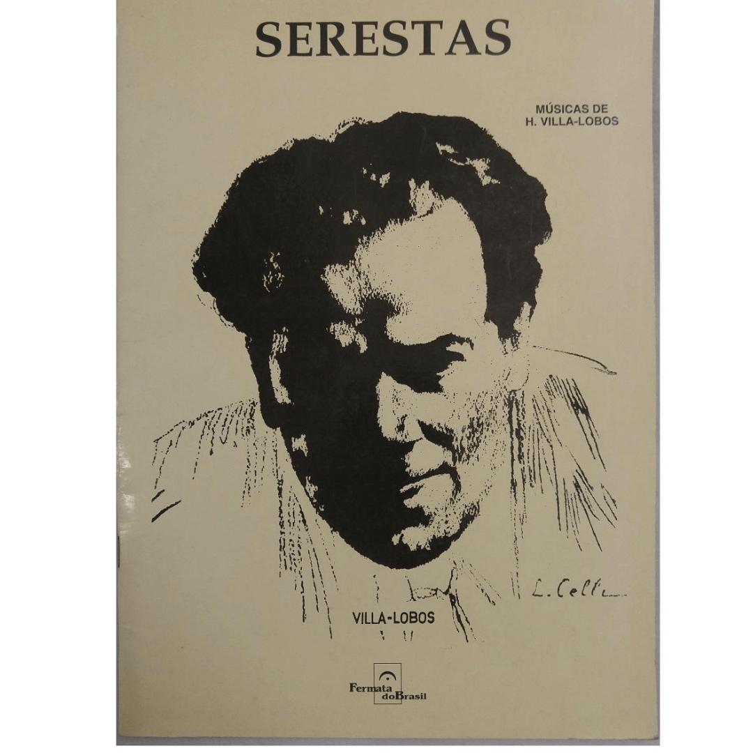 Serestas - Músicas de H. Villa - Lobos AN2135