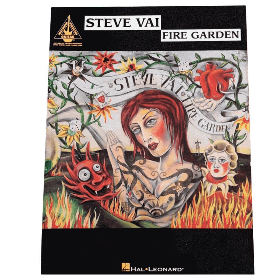 Steve Vai Fire Garden - Guitar Recorded Versions - HL00690172