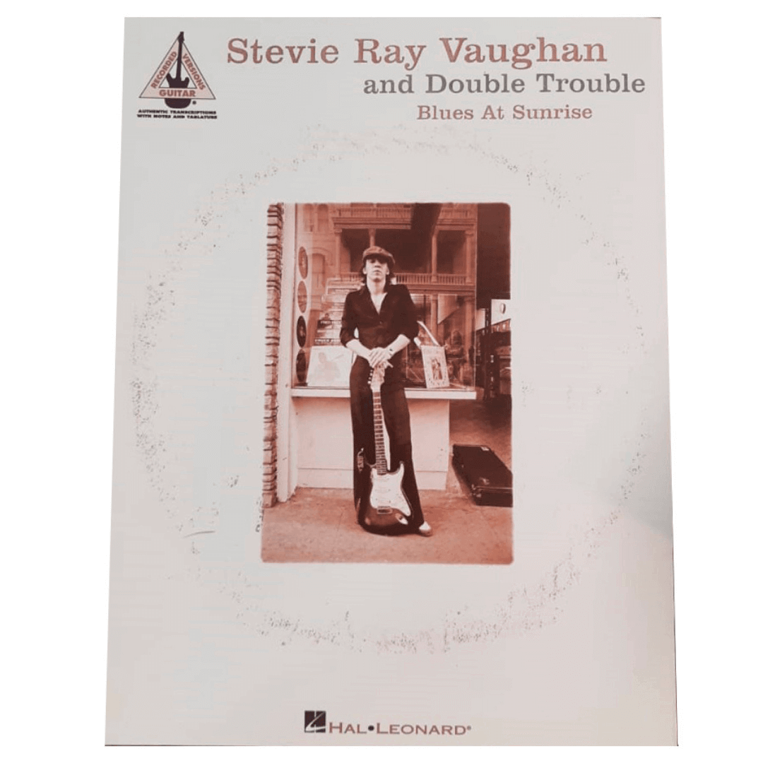 Stevie Ray Vaughan and Double Trouble - Blues at Sunrise - Guitar HL00690455