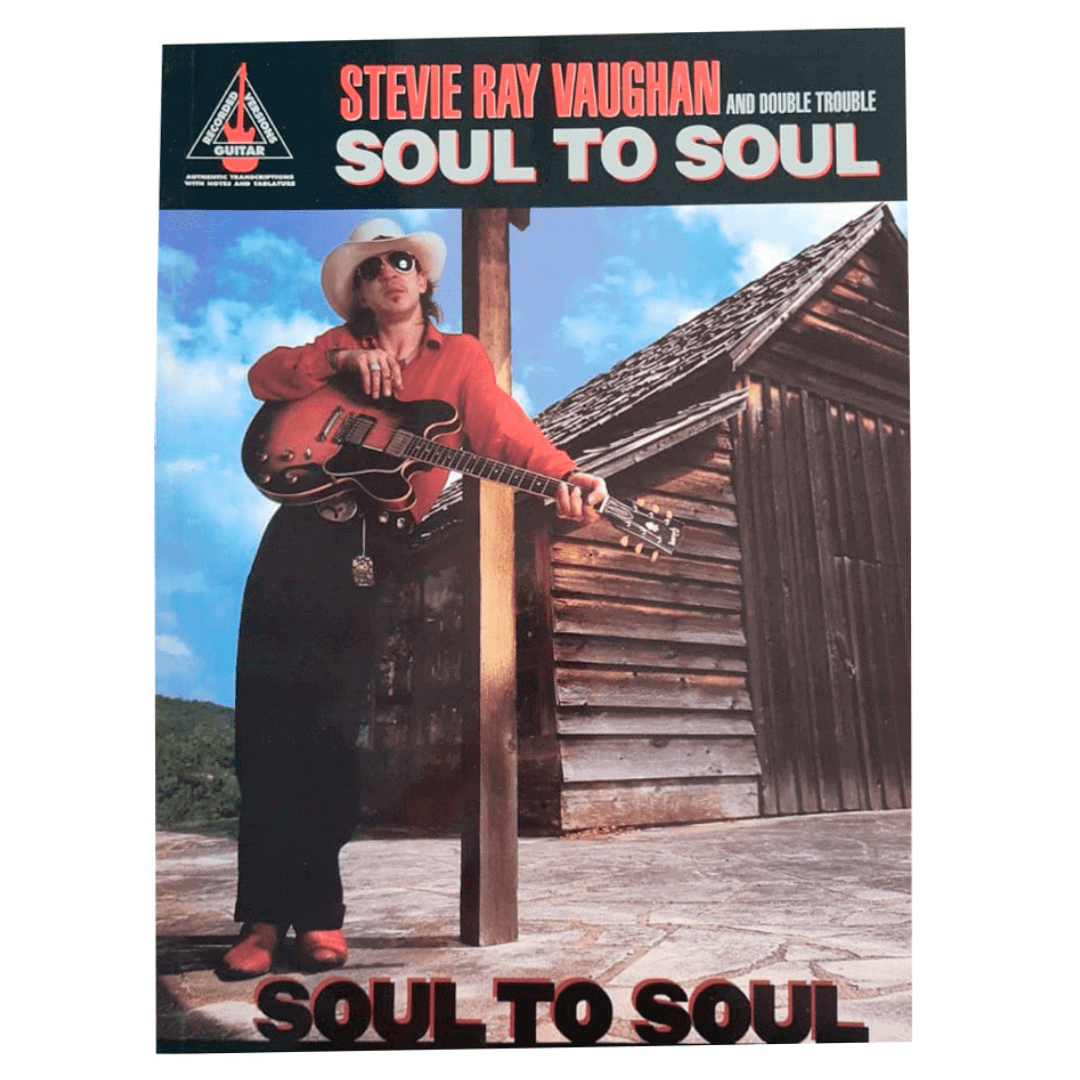 Stevie Ray Vaughan And Double Trouble - Soul To Soul Guitar - HL00690025
