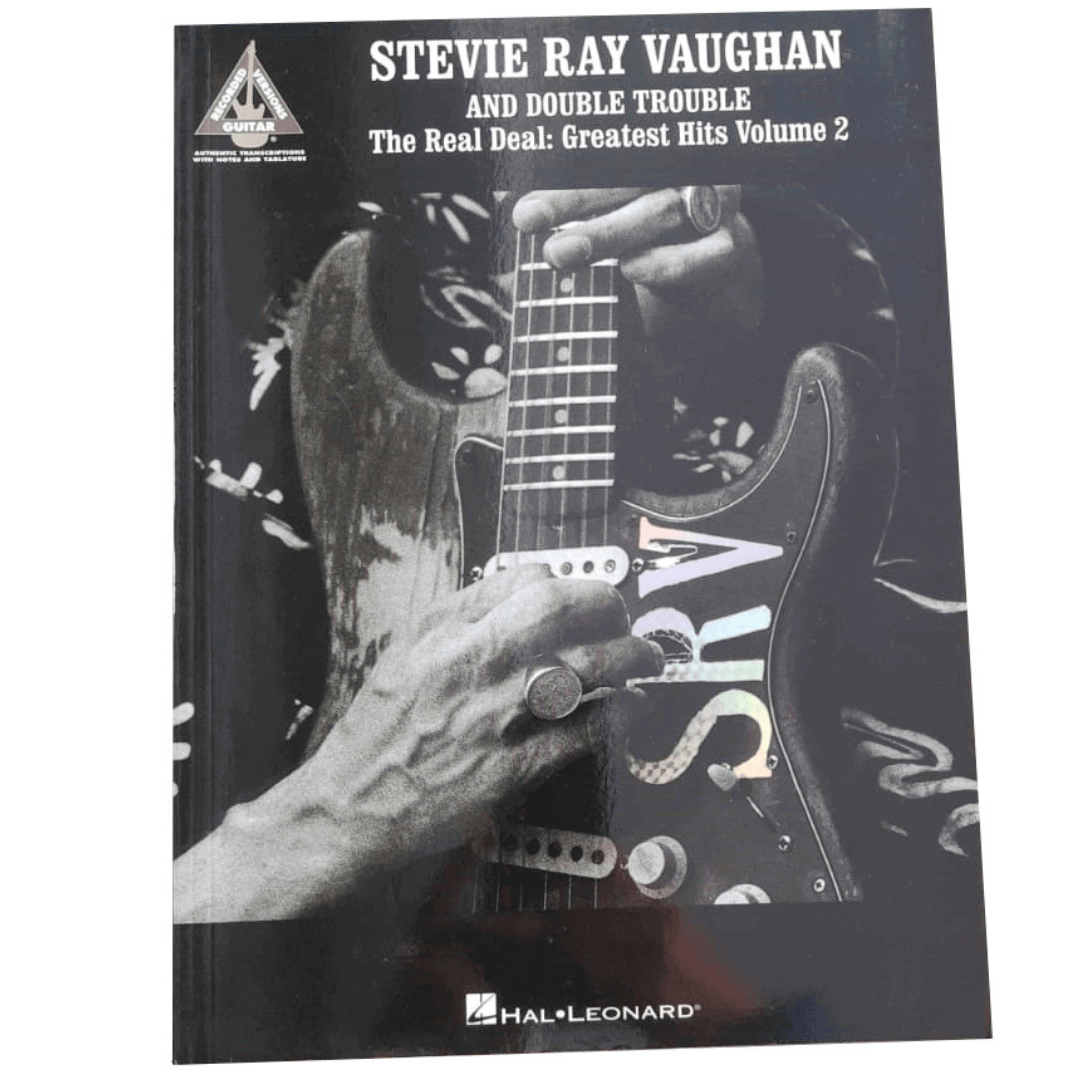 Stevie Ray Vaughan And Double Trouble - The Real Deal: Greatest Hits Volume 2 Guitar HL00690370
