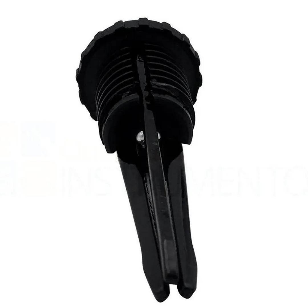 Suporte Clarinete Compacto Leve Desmontável Conductor MCLN01