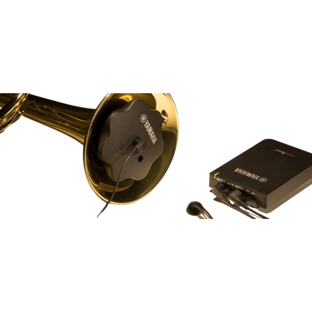 Surdina Yamaha SB7X SILENT Brass para Trompete e Corneta