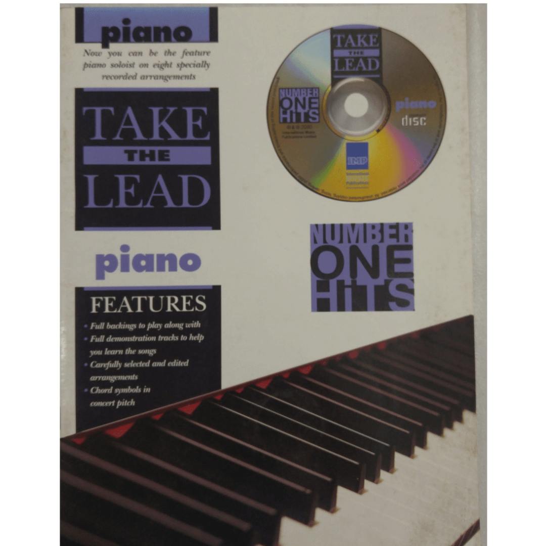 Take the Lead Piano com CD 7441A