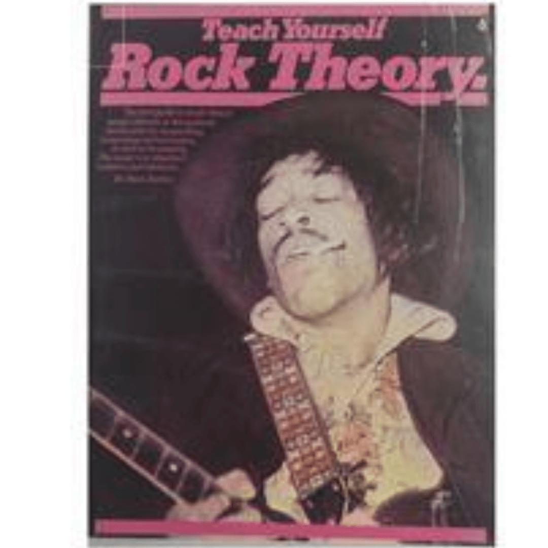 Teach Yourself Rock Theory ( Ensine a teoria )
