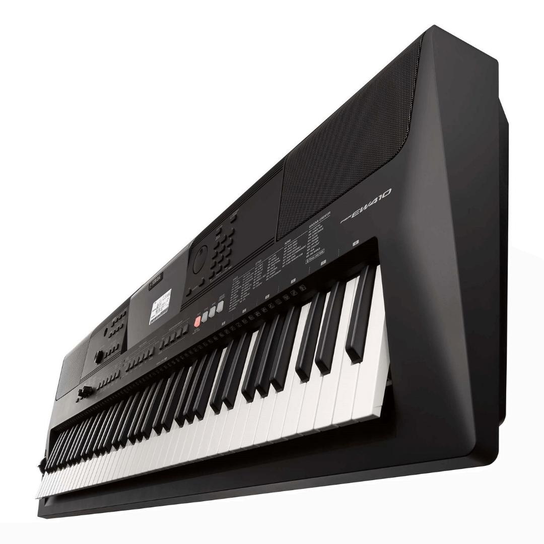 Teclado Yamaha PSREW410 Preto