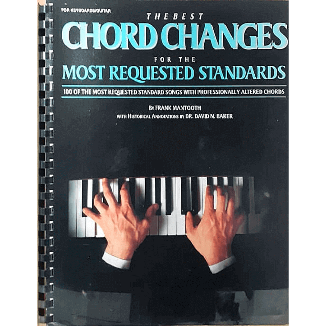 The Best Chord Changes for the Most Requested Standards - HL00359125