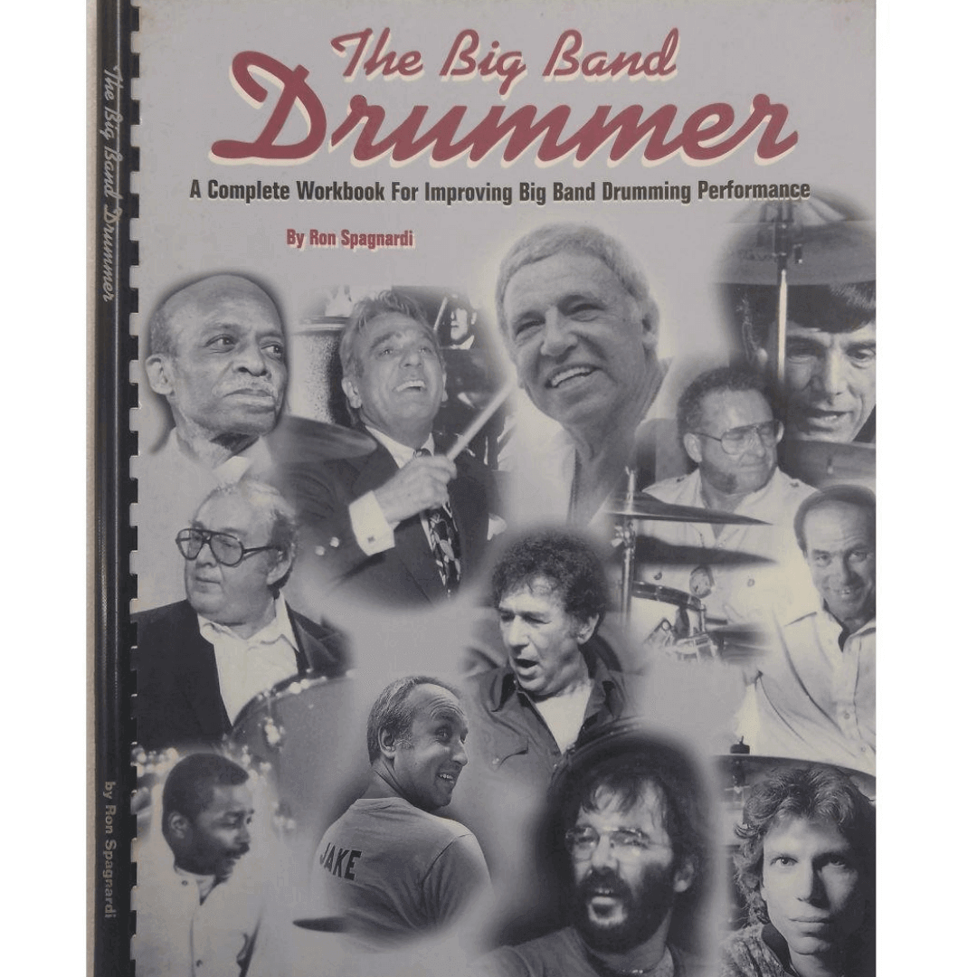 The Big Band Drummer: A Complete Workbook for Improving Big Band Drumming Performance HL06620051