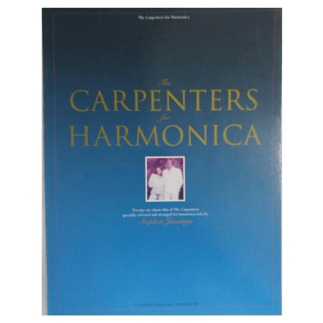 The Carpenters for Harmonica - Twenty six Classic Hits of The Carpenters - Stephen Jennings AM928389