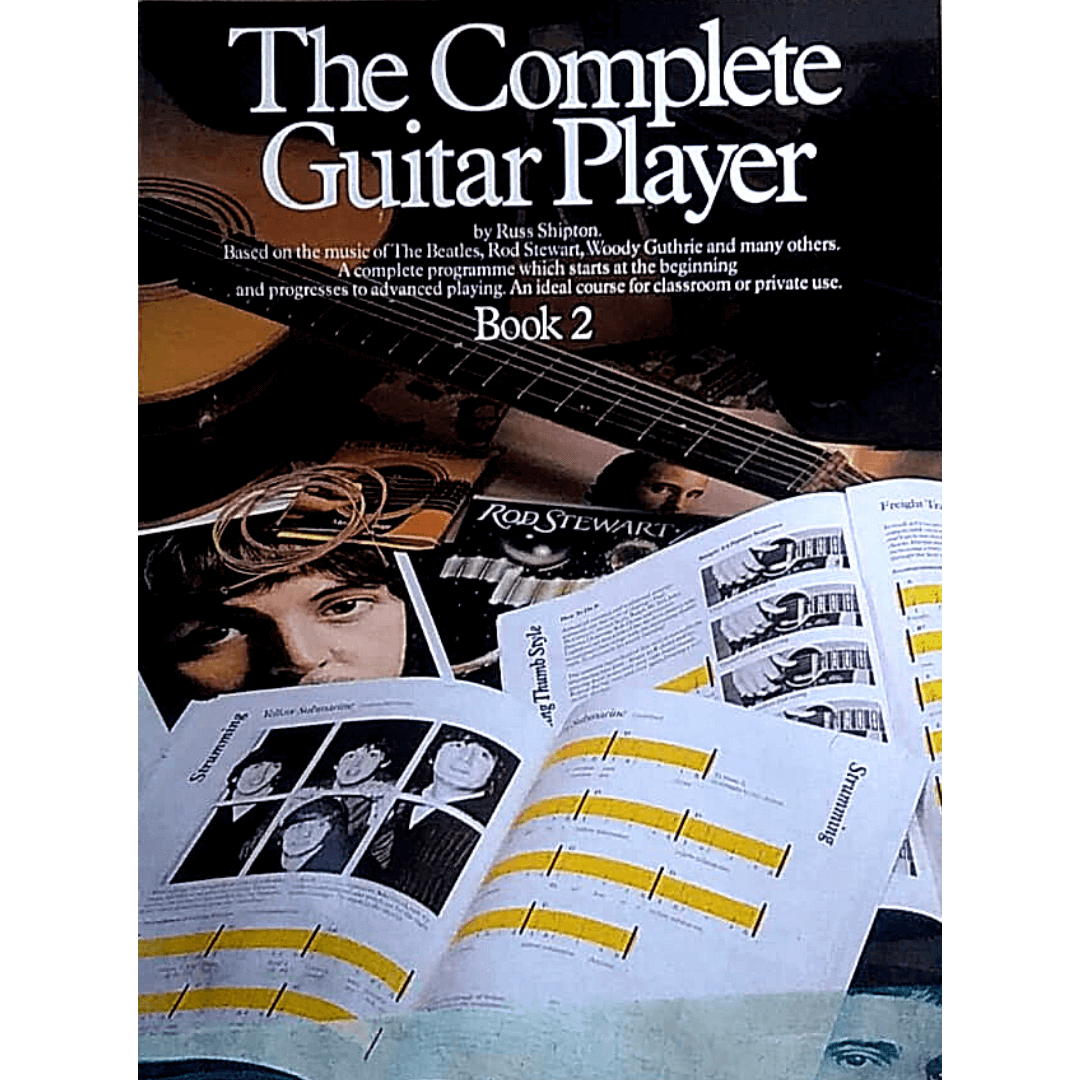 The Complete Guitar Player Book 2 - AM25131