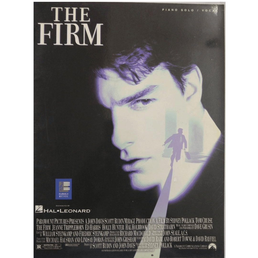 The Firm Piano Solo / Vocal HL00312494