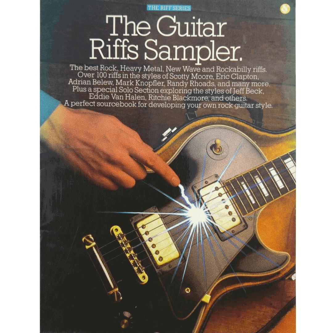 The Guitar Riffs Sampler (The Riff Series) - AM63918