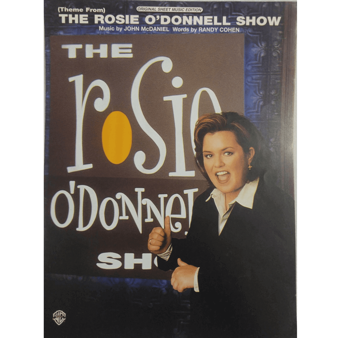 The Rosie O' Donnell Show PV9742
