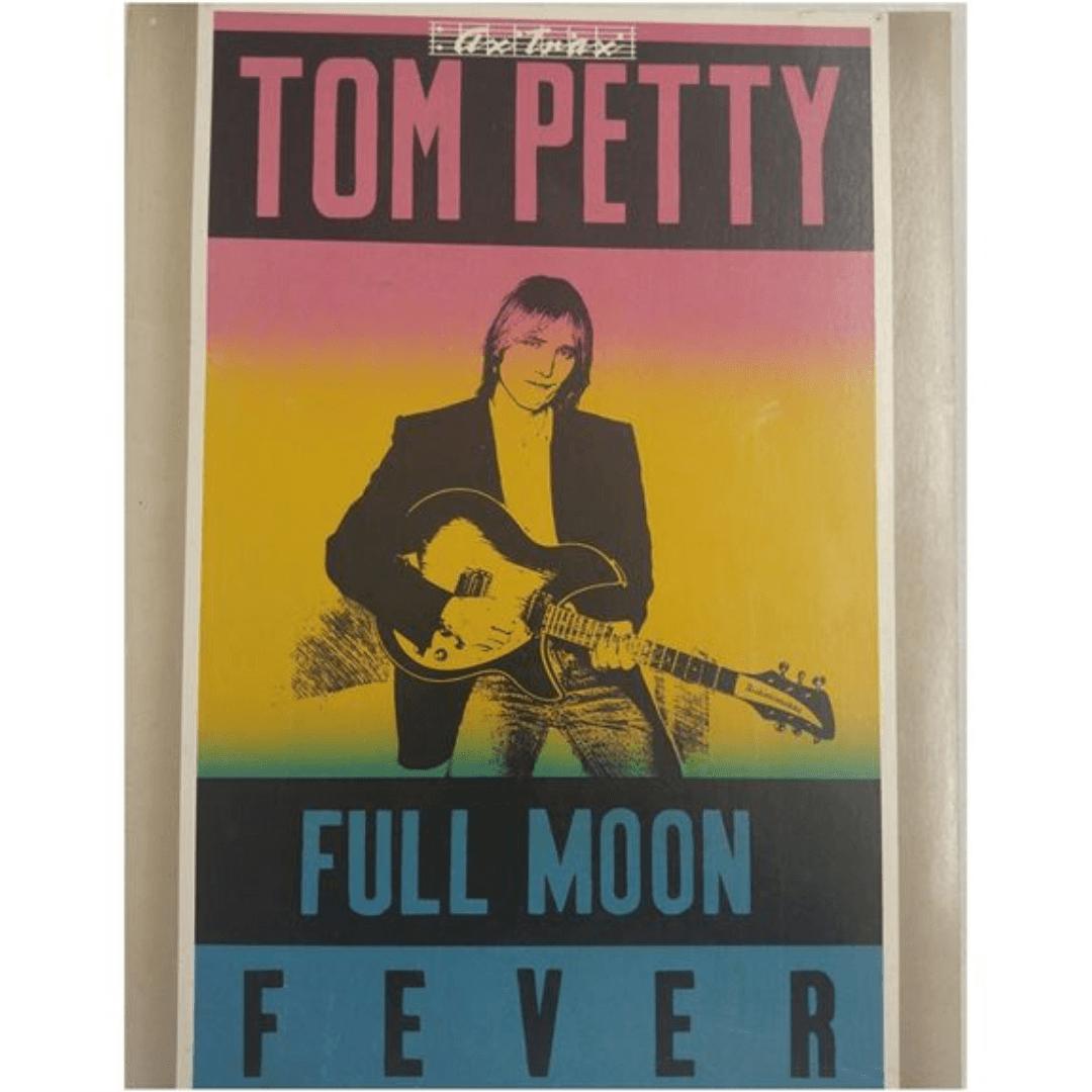 Tom Petty - Full Moon Fever - P0844GTX