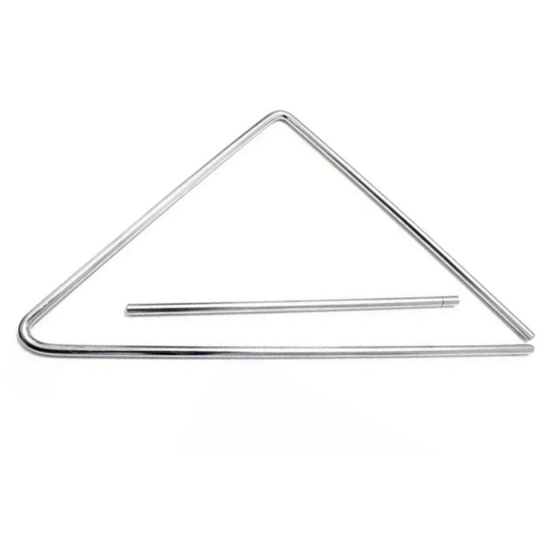 Triângulo Forrozão Grande 30cm Alumínio Luen 19045