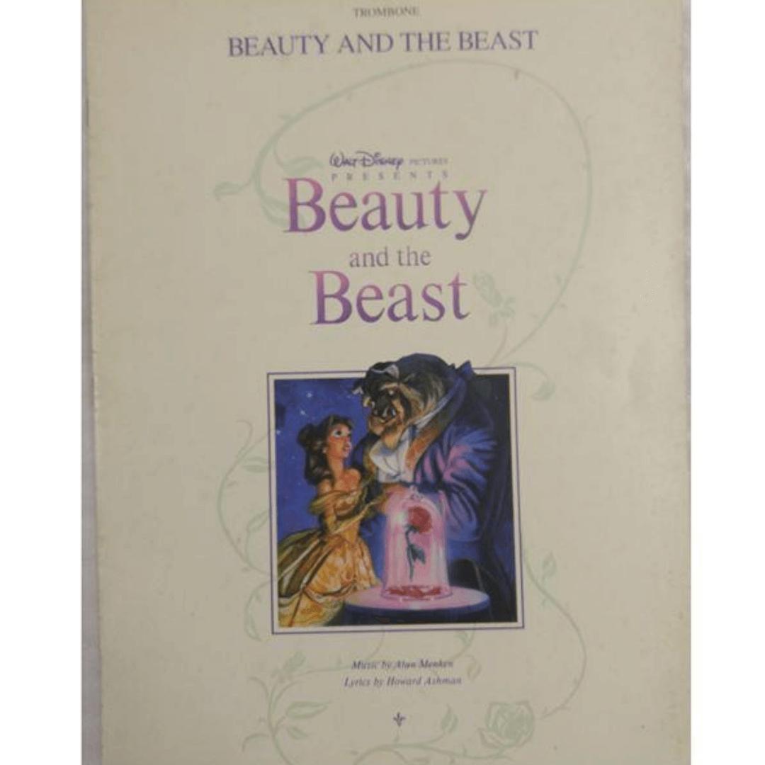 Trombone Beauty And The Beast - Música de Alan Menken Letras de Howard Ashman