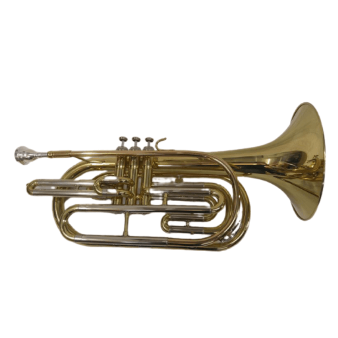 Trombone De Marcha Ascent JBMS090 Em Síb (trombonito)