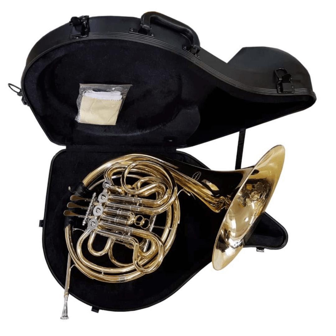 Trompa Dupla Afinação Fá/Sib Conductor M3114 Campana Fixa