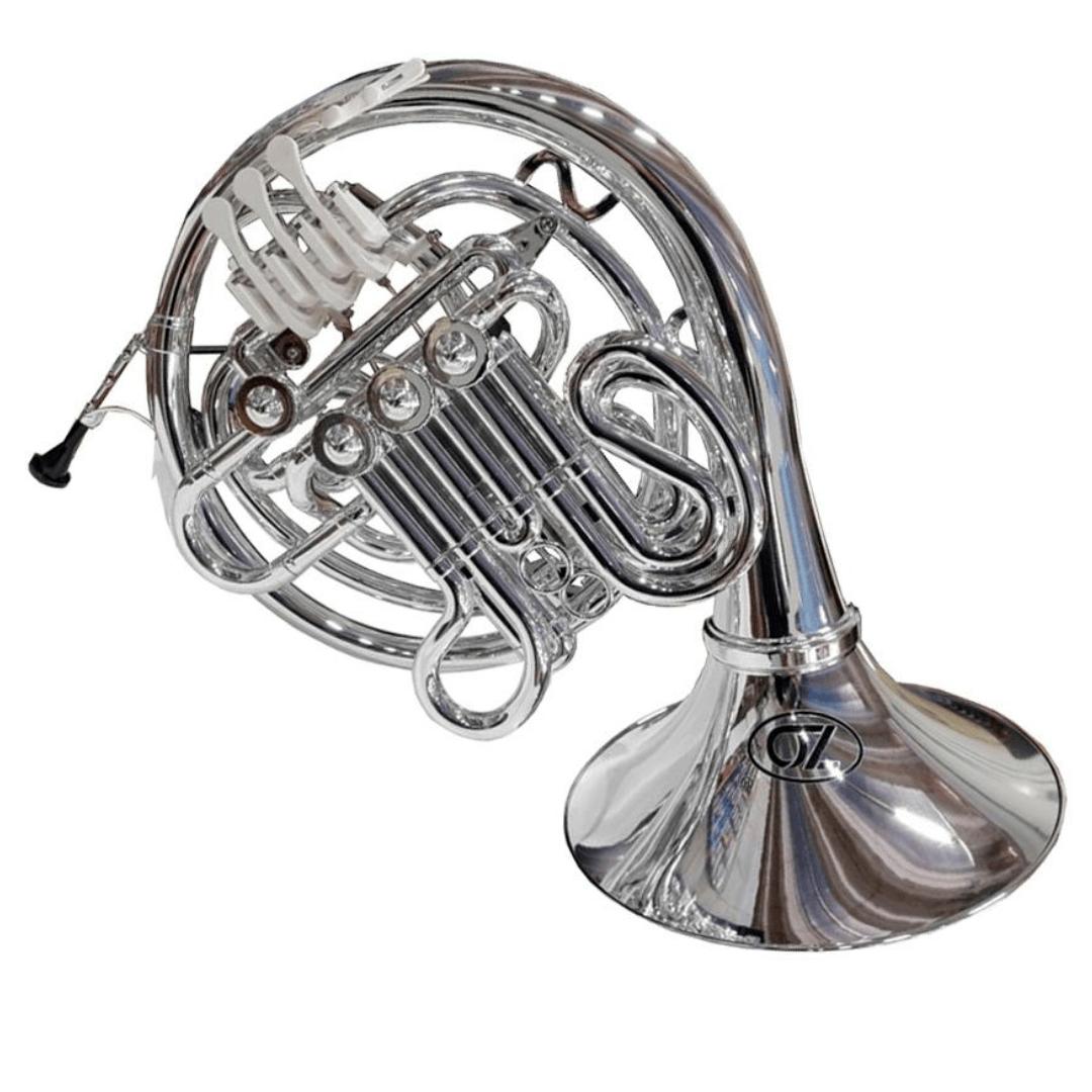 Trompa Dupla Afinação Fá/Sib em ABS ZO ZFH30 Campana Rosqueável