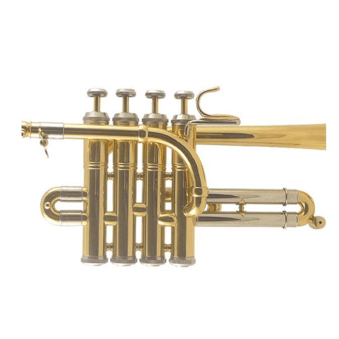 Trompete Piccolo Sib Laqueado Conductor M5311