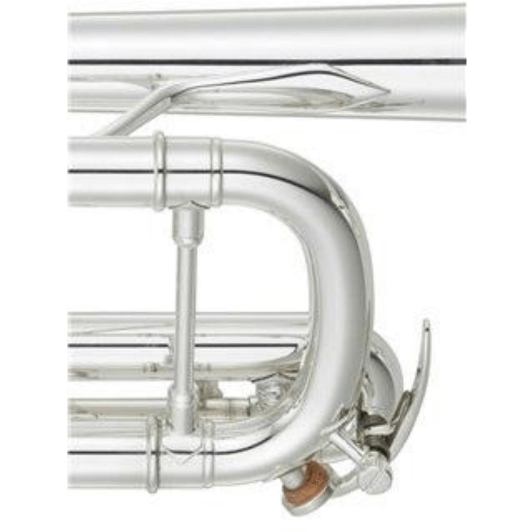 Trompetes em Dó Custom Xeno Artist modelo ?New York? Yamaha YTR9445NYS