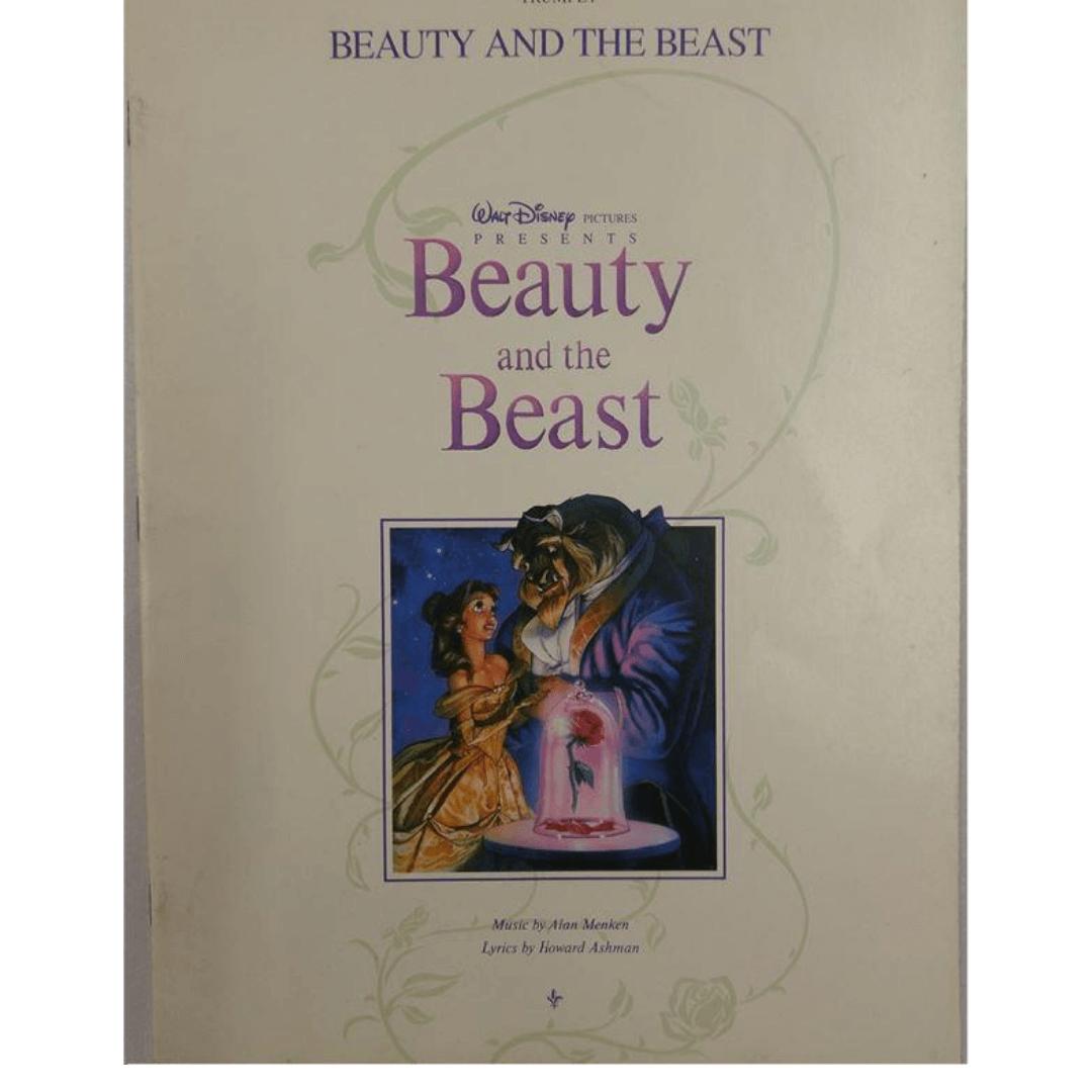 Trumpet Beauty And The Beast ( Trompete ) - Música de Alan Menken Letras de Howard Ashman