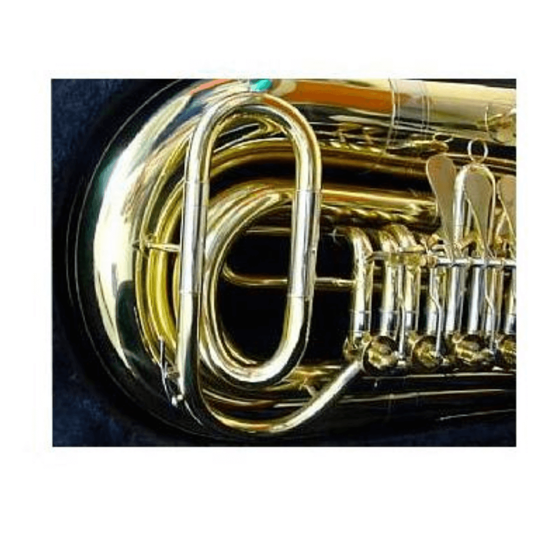Tuba Sinfônica Conductor M2110 - 4 Rotores 4/4