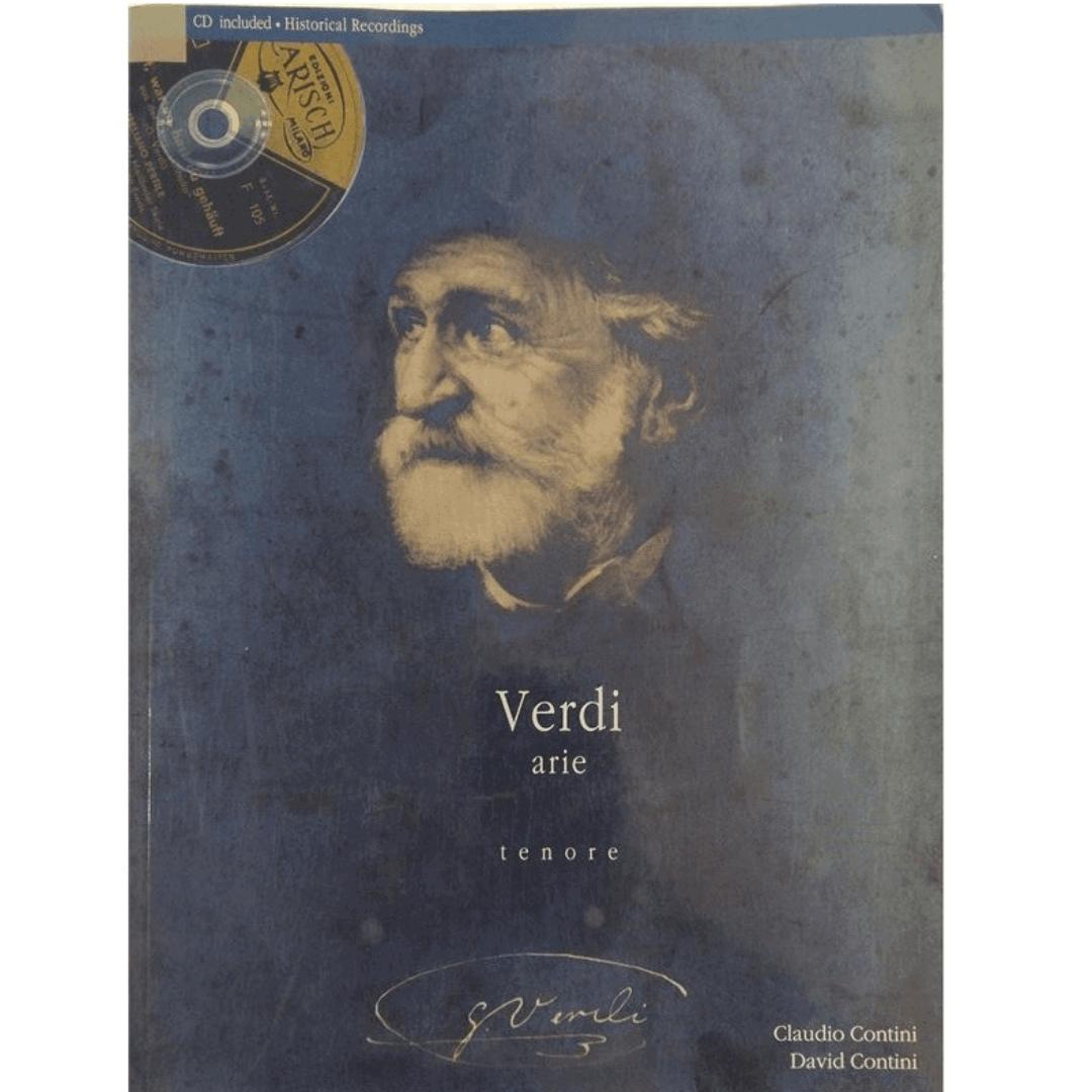 Verdi arie tenore [Verdi Opera Arias para Tenor] [Voice] Voz