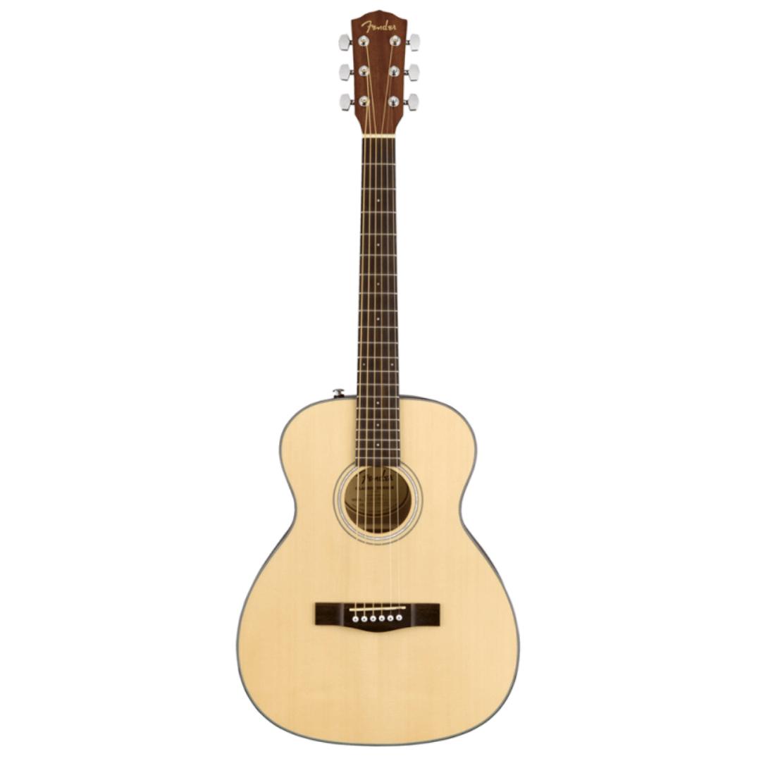 Violão Fender Travel 097 0170 - Ct-60s - 021 - Natural