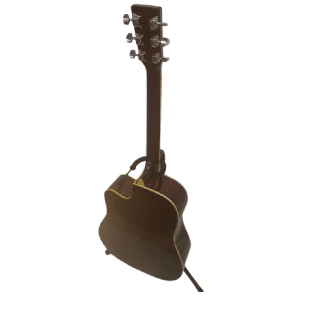 Violão Folk Cutaway Maxine MFG42C WRS Cordas de Aço