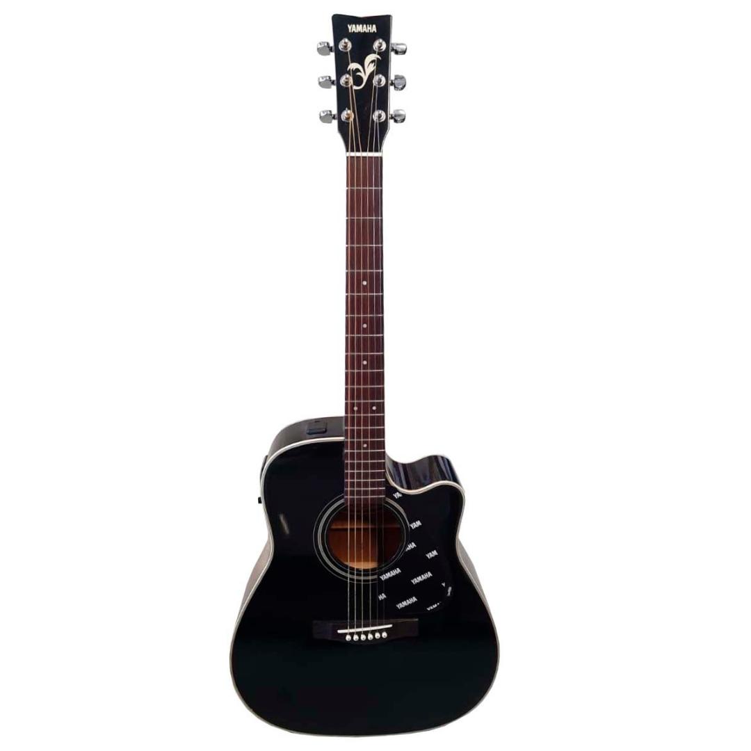 Violão Yamaha FGX412C Folk Eletroacústico Aço