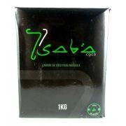 Carvão 7Saba 1kg
